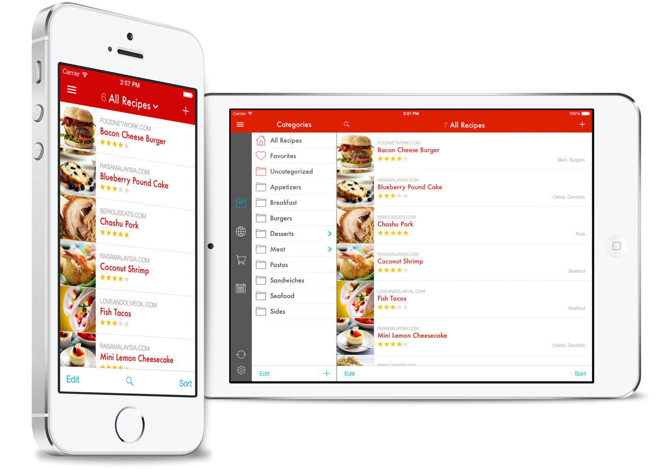 The best recipe manager for iPhone iPad and Mac The Sweet Setup