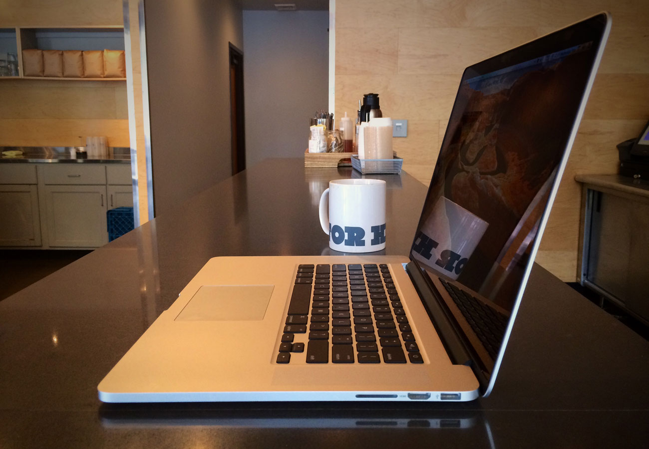Rick Stawarz Mac Setup