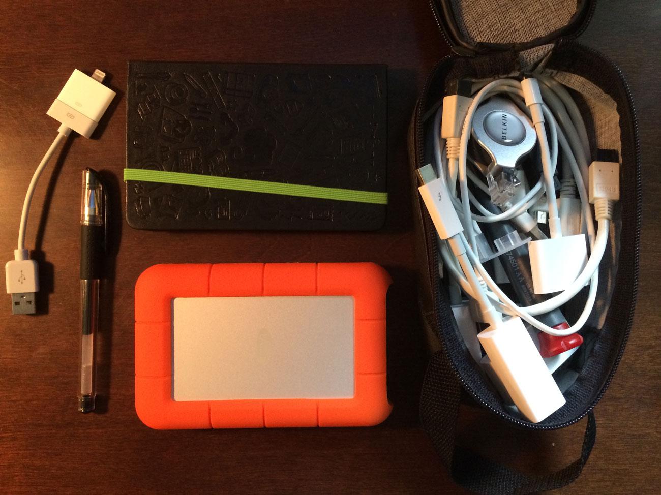 Rick Stawarz Gadget Bag